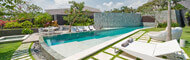 The Layar - 4 bedroom - Pool deck