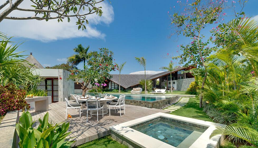 Four Bedroom Villas The Layar Seminyak 4 Bedrooms Luxury Villa Bali